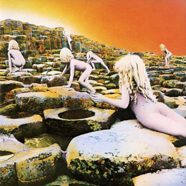Houses Of The Holy by LED ZEPPELIN album cover