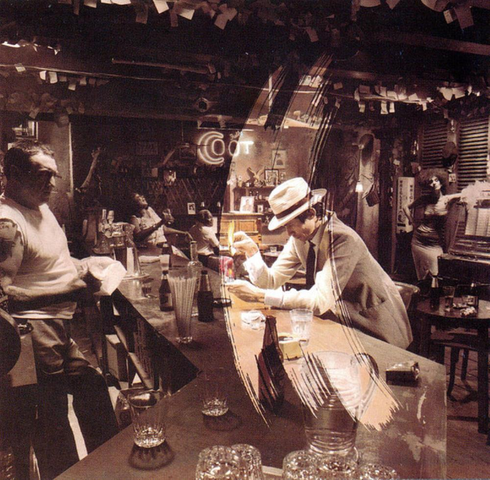 Led Zeppelin In Through The Out Door album cover