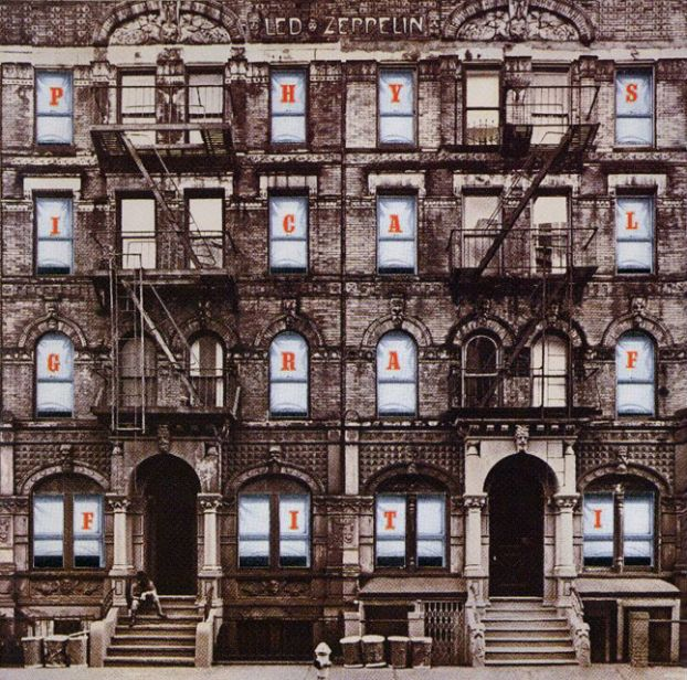 Led Zeppelin - Physical Graffiti CD (album) cover