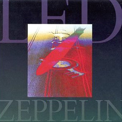 Led Zeppelin Boxed Set II album cover