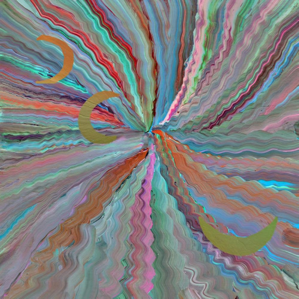 Lunarians by DELUGE GRANDER album cover