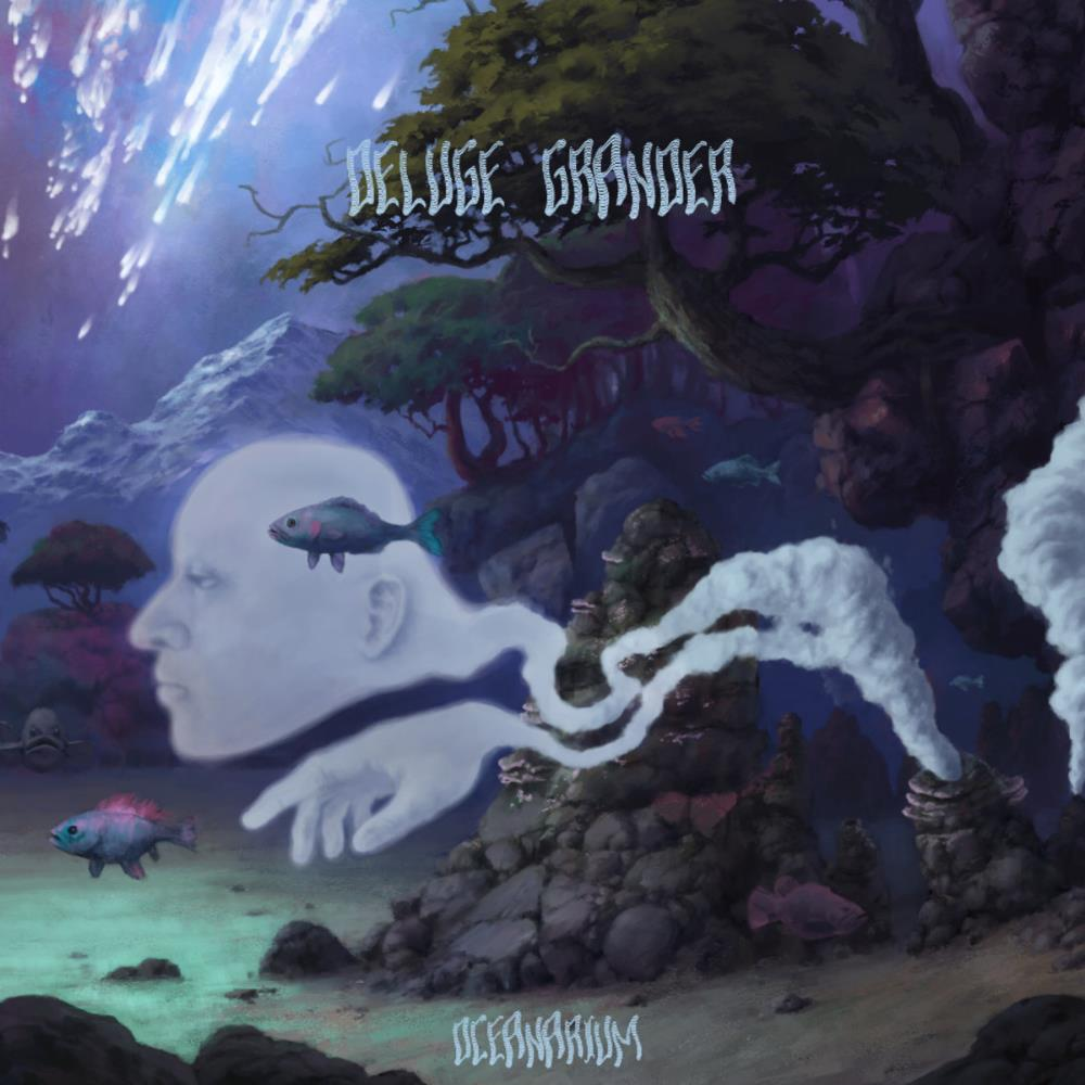 Oceanarium by DELUGE GRANDER album cover