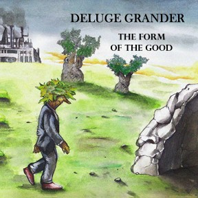 Deluge Grander The Form Of The Good album cover