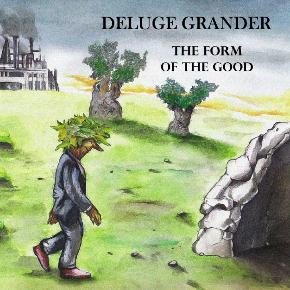Deluge Grander - The Form Of The Good CD (album) cover