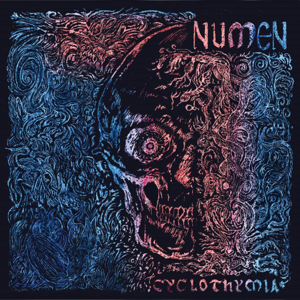 Cyclothymia by NUMEN album cover
