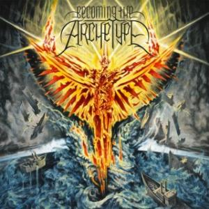 Becoming the Archetype - Celestial Completion CD (album) cover