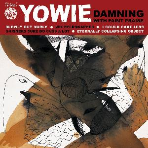 Damning with Faint Praise by YOWIE album cover