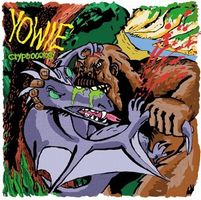 Yowie - Cryptooology CD (album) cover