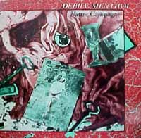 Debile Menthol - Battre Campagne CD (album) cover