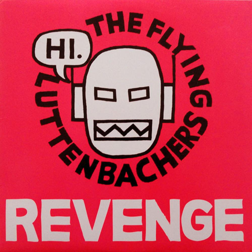 The Flying Luttenbachers Revenge Of The Flying Luttenbachers album cover