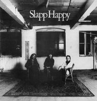 Casablanca Moon by SLAPP HAPPY album cover
