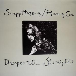 Slapp Happy / Henry Cow: Desperate Straights by SLAPP HAPPY album cover