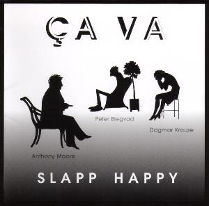 �a Va by SLAPP HAPPY album cover