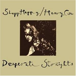 Slapp Happy - Desperate Straights (with Henry Cow) CD (album) cover