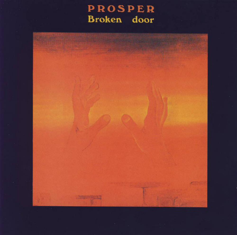 Prosper Broken Door album cover
