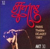 Paris Théâtre Déjazet 1987 by OFFERING album cover