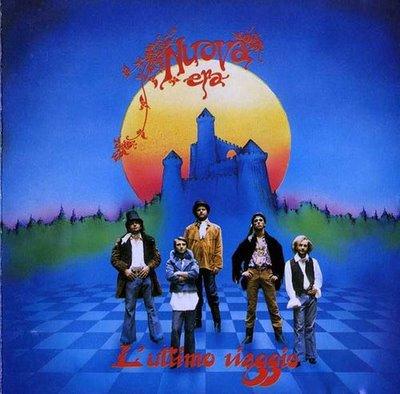 L'ultimo Viaggio  by NUOVA ERA album cover