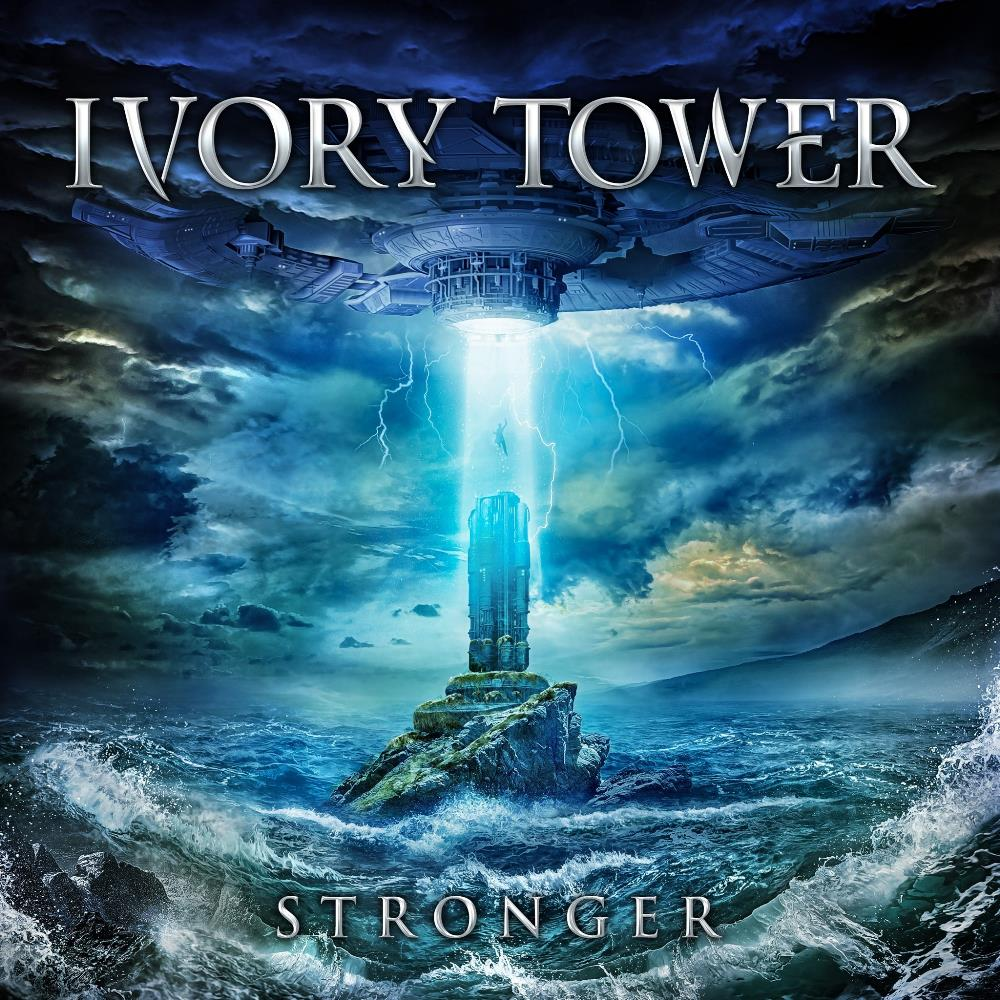 Stronger by IVORY TOWER album cover