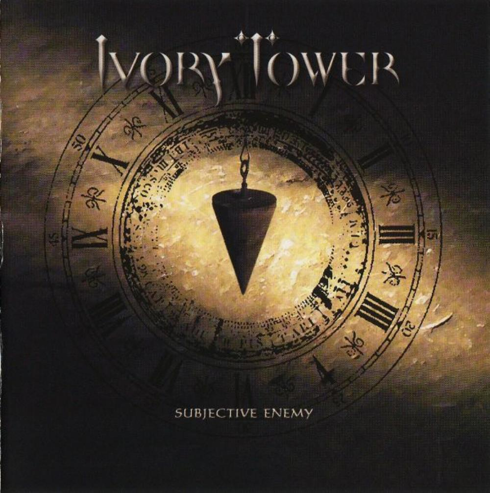 Subjective Enemy by IVORY TOWER album cover