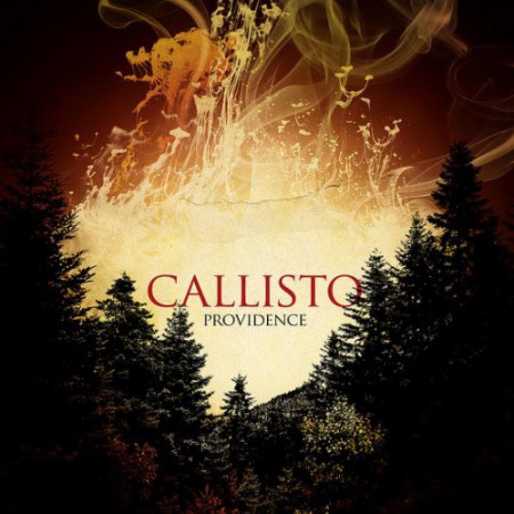 Callisto - Providence CD (album) cover