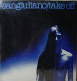 Sangiuliano - Take Off CD (album) cover