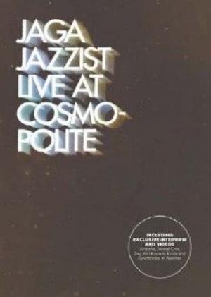 Jaga Jazzist Live At Cosmopolite album cover