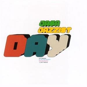 Jaga Jazzist - Day CD (album) cover