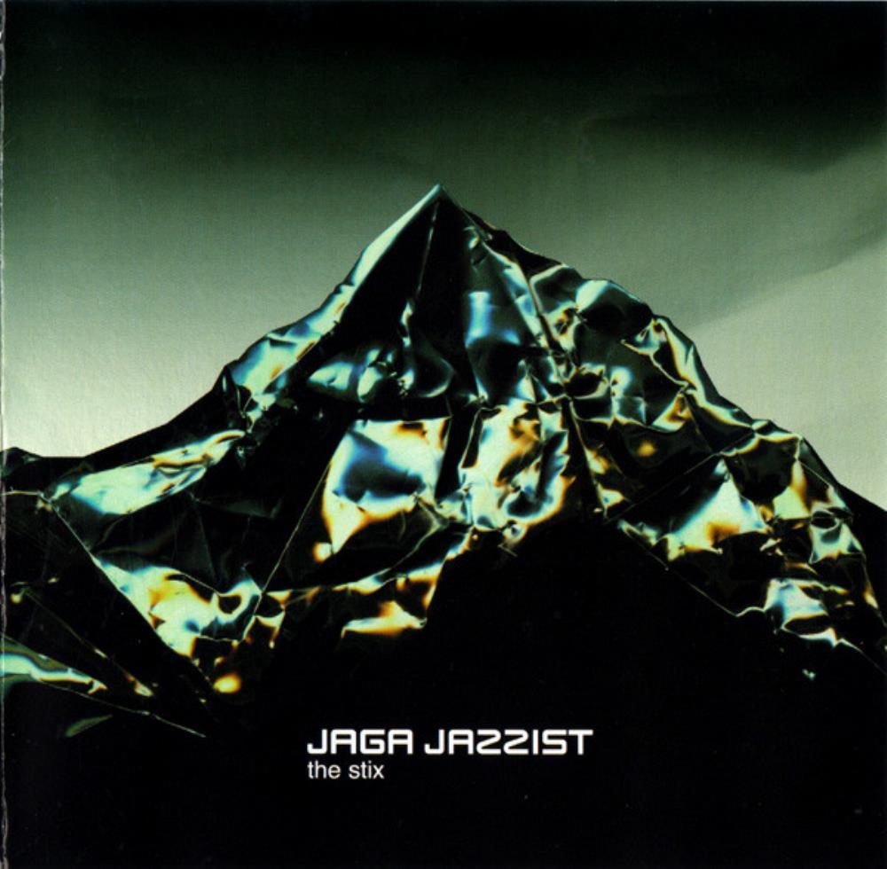The Stix by JAGA JAZZIST album cover