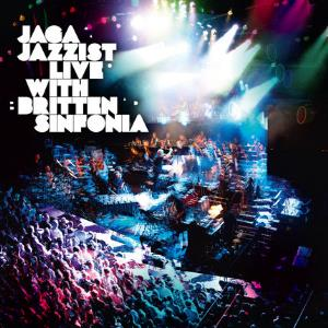 Jaga Jazzist - Live With Britten Sinfonia CD (album) cover