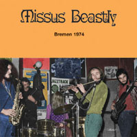 Bremen 1974 by MISSUS BEASTLY album cover