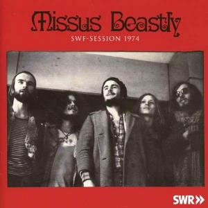 Missus Beastly SWF-Session 1974 album cover