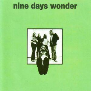 Nine Days' Wonder by NINE DAYS' WONDER album cover