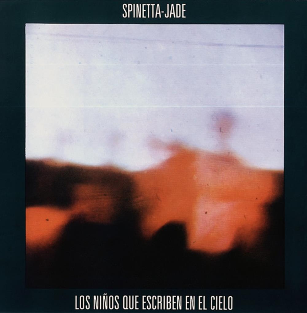 Los Niños Que Escriben En El Cielo by SPINETTA JADE album cover
