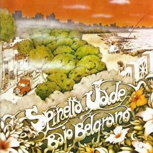Spinetta Jade - Bajo Belgrano CD (album) cover