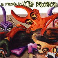La Ofrenda de Vytas Brenner by BRENNER, VYTAS album cover