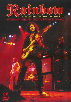 Rainbow - Live In Munich 1977 (DVD) CD (album) cover