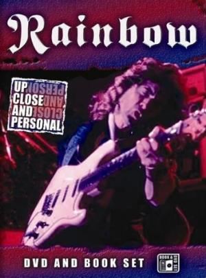 Rainbow Up Close and Personal  album cover