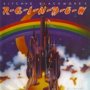 Rainbow Ritchie Blackmore's Rainbow CD Boxset album cover