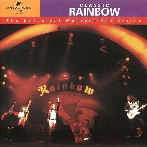 Rainbow - The Universal Masters Collection  CD (album) cover