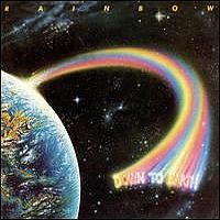 Rainbow - Down To Earth CD (album) cover