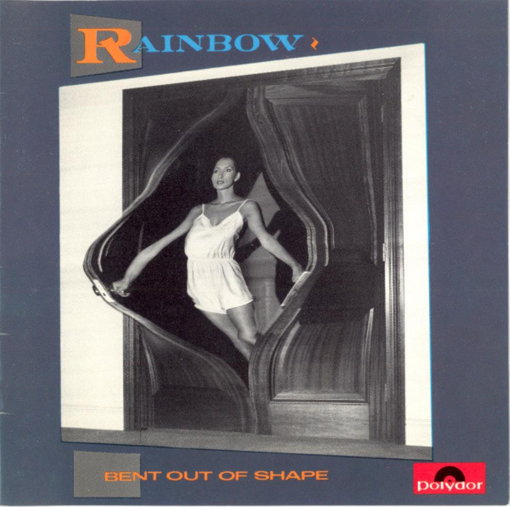 Rainbow - Bent Out Of Shape CD (album) cover