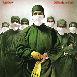 Rainbow - Difficult To Cure CD (album) cover