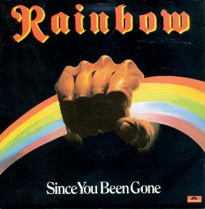 Rainbow Since You Been Gone album cover