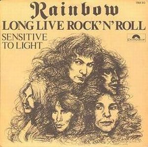 Rainbow Long Live Rock N Roll  album cover