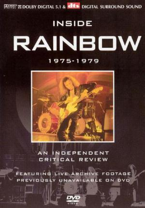 Rainbow - Inside Rainbow 1975-1979 CD (album) cover