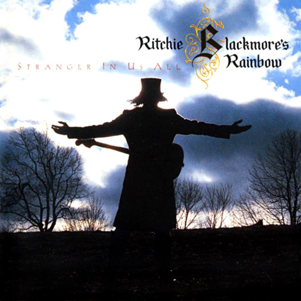 Rainbow - Ritchie Blackmore's Rainbow: Stranger In Us All CD (album) cover