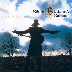 Rainbow Stranger In Us All album cover