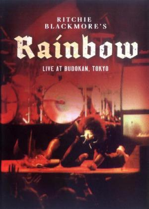 Rainbow Live At Budokan, Tokyo album cover