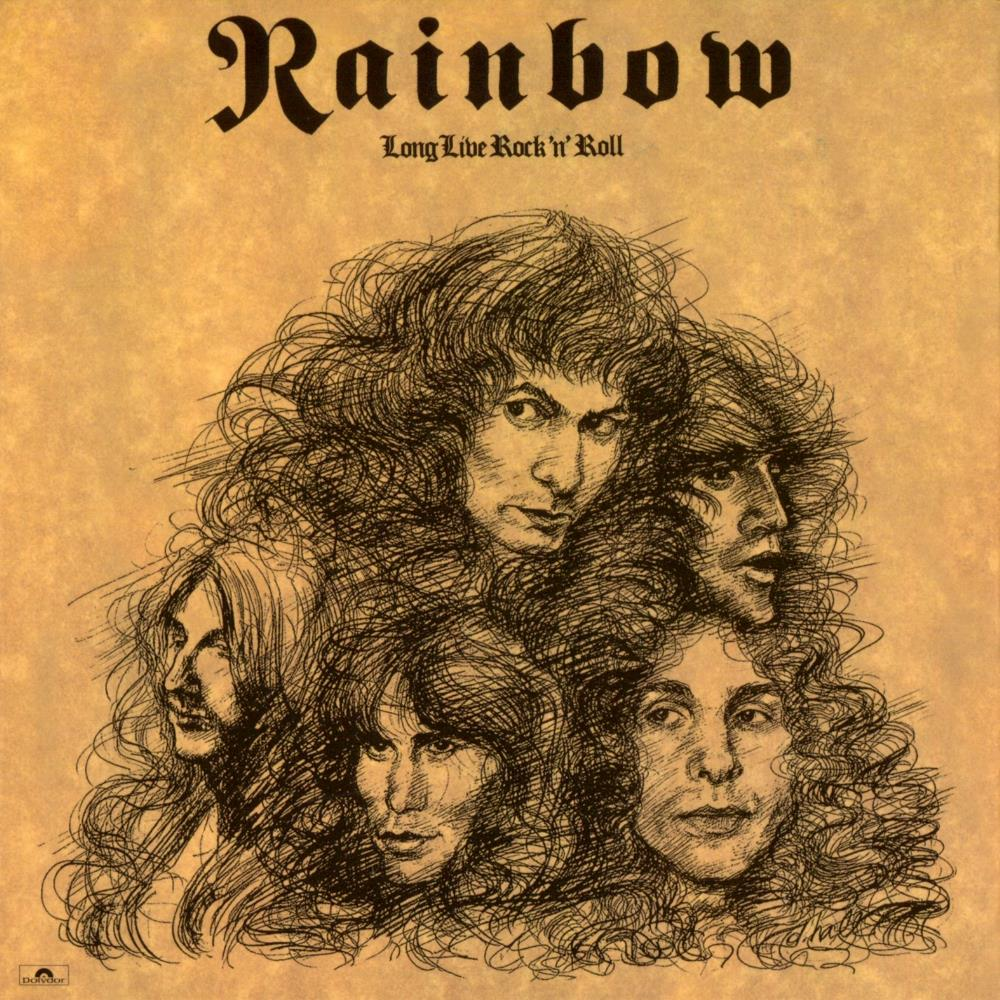 Rainbow - Long Live Rock & Roll CD (album) cover
