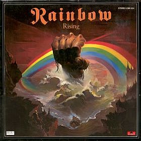 Rainbow - Rising CD (album) cover